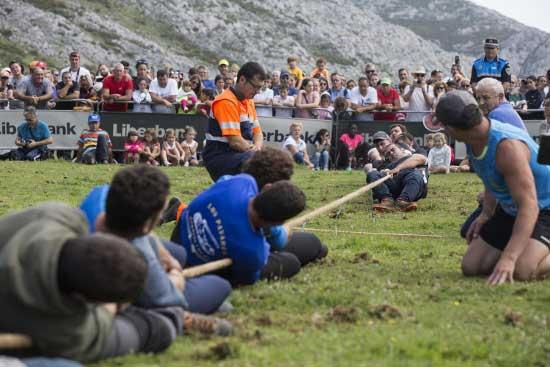 Fiestas De Interés Turístico Regional En Asturias