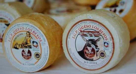 Quesos De Asturias Oriental